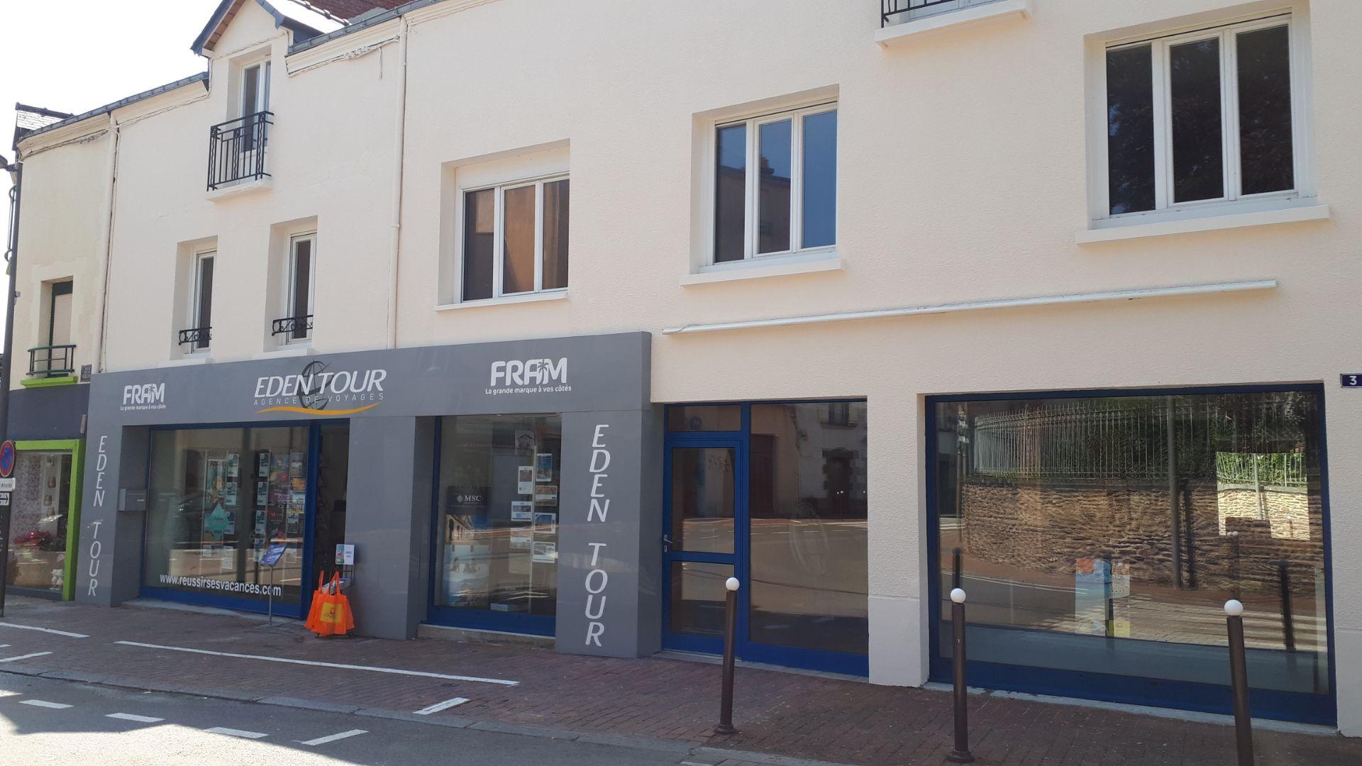 Location Bureaux, boutique