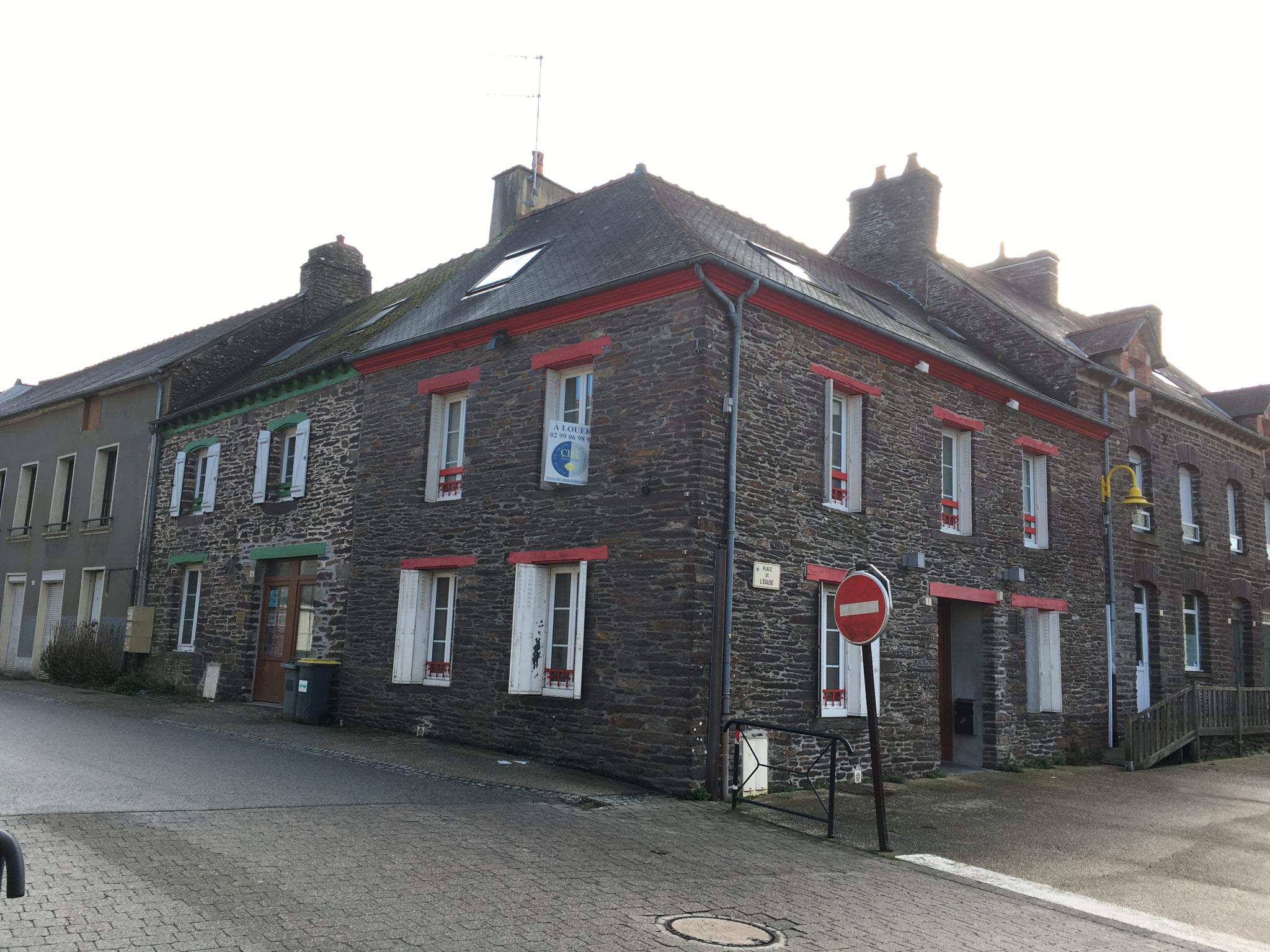 Location Bureau, locaux